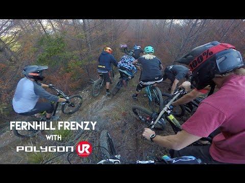 Fernhill Frenzy Mass Start