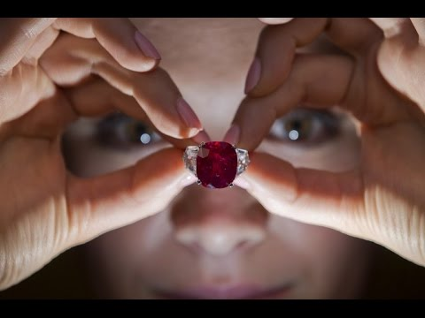 Burmese Ruby Sells For Record $30 Mn At Auction