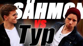 SÄHMON vs TYP !! | junggesellen