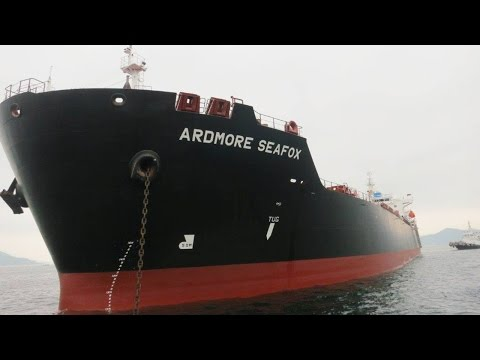 Oil Glut Great for Shippers Says Ardmore CEO