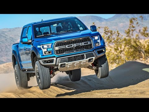 Ford F150 RAPTOR (2020) Off-Road Demo
