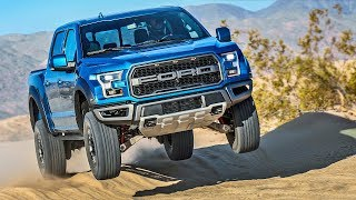Ford F150 RAPTOR 2019 Off Road Demo смотреть