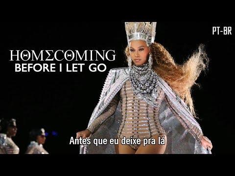 Beyoncé - BEFORE I LET GO (tradução)