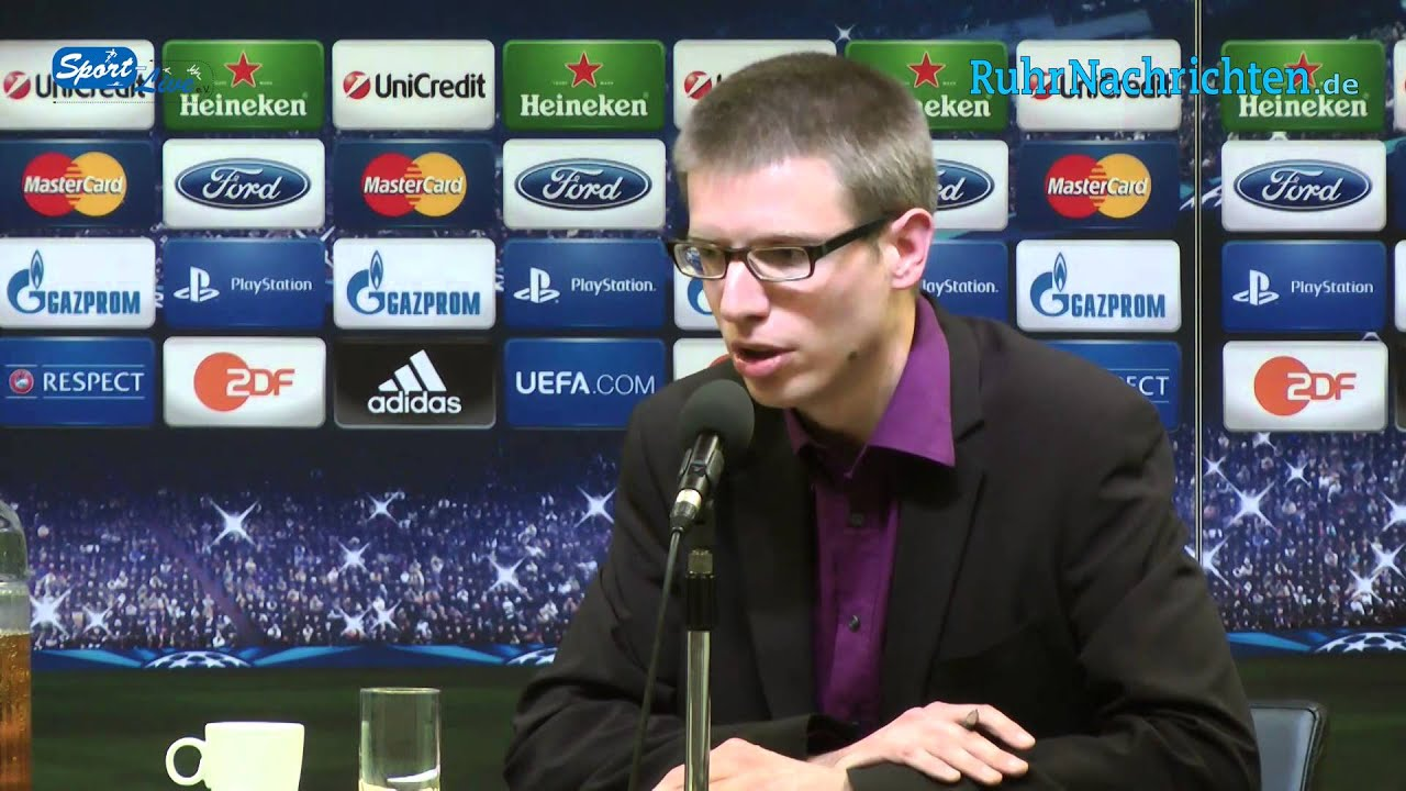 Borussia Dortmund - Real Madrid: Angel Di Maria im Gespräch