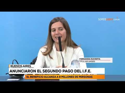 Anunciaron El Segundo Pago Del I.F.E. | Somos Jujuy