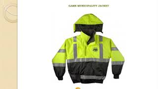 Game Municipality Jacket