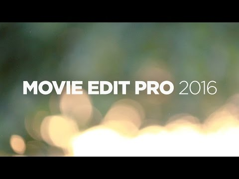 MAGIX Movie Edit Pro 2016 (INT) - Movie Editing Software