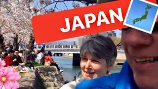 両親に日本案内 Showing my parents Japan PART 2 - 広島、京都、東京 Hiroshima, Kyoto, Tokyo