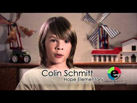 The Lego Club at Hope Elementary School