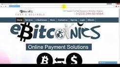 Buying bitcoin in Ghana - eBitcoinics (www.eBitcoinics.com)