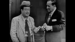 Abbott & Costello Two Tens for a Five