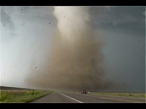 Video Clip of Big Campo Tornado - Large Circulation video film footage how to on youtube ۞۞۞