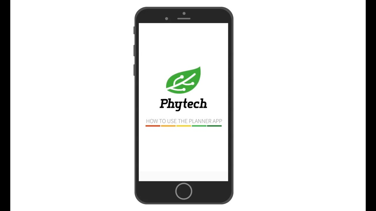 Introducing the Planner mobile app: Irrigation planning made smart and simple