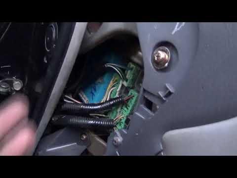 1999 Honda Accord Dash Lights Fix