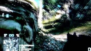 Battlefield: Bad Company 2 870MCS Shotgun Sniper
