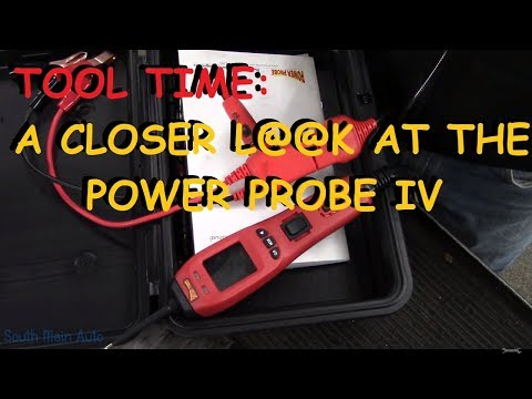 Tool Time: A Close Look At The Power Probe IV