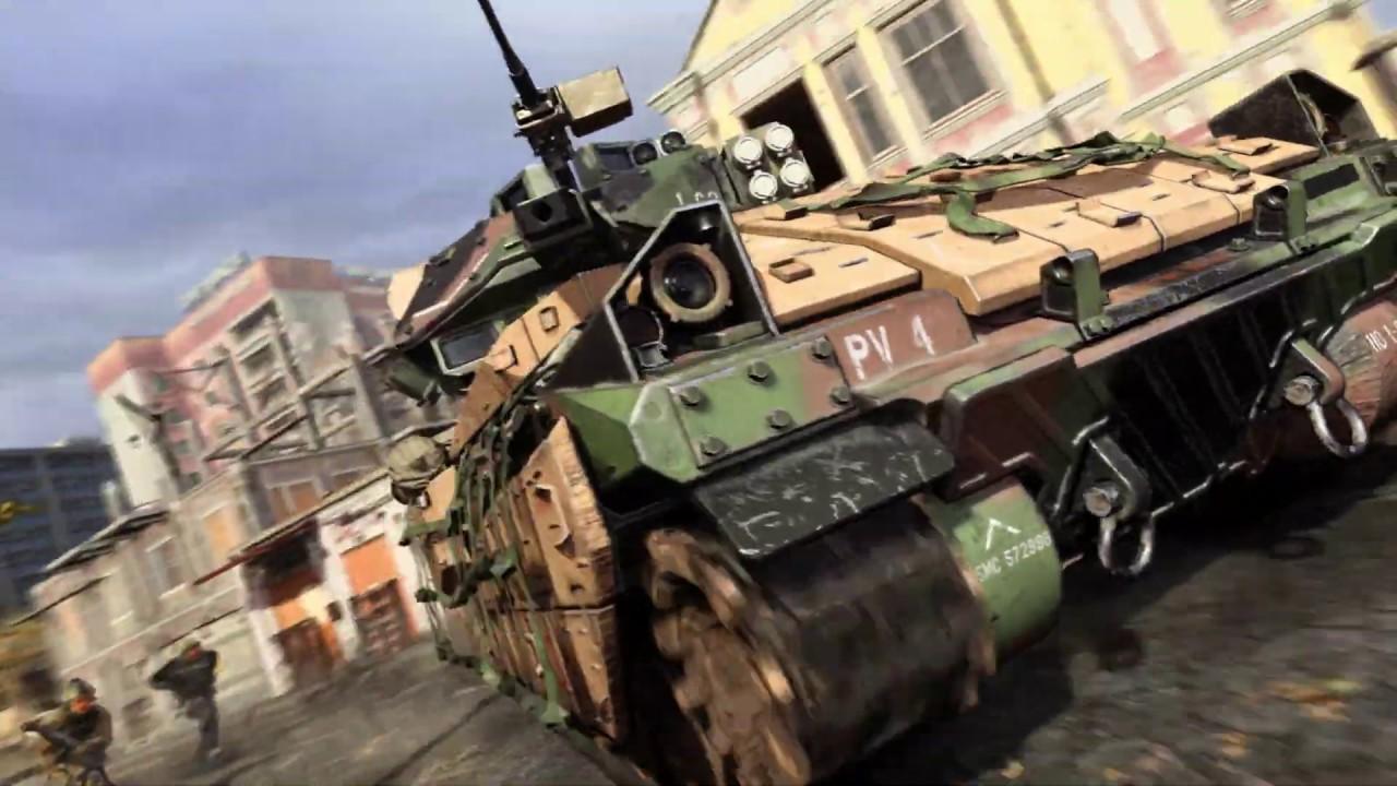 『決勝時刻:現代戰爭』多人遊玩實機影片
