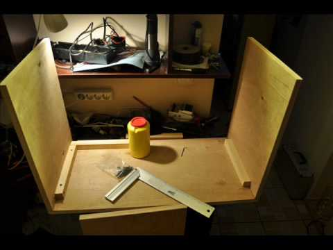 building a guitar 2x12 speaker cab youtube. Black Bedroom Furniture Sets. Home Design Ideas