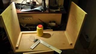 Building A Guitar 2x12 Speaker Cab