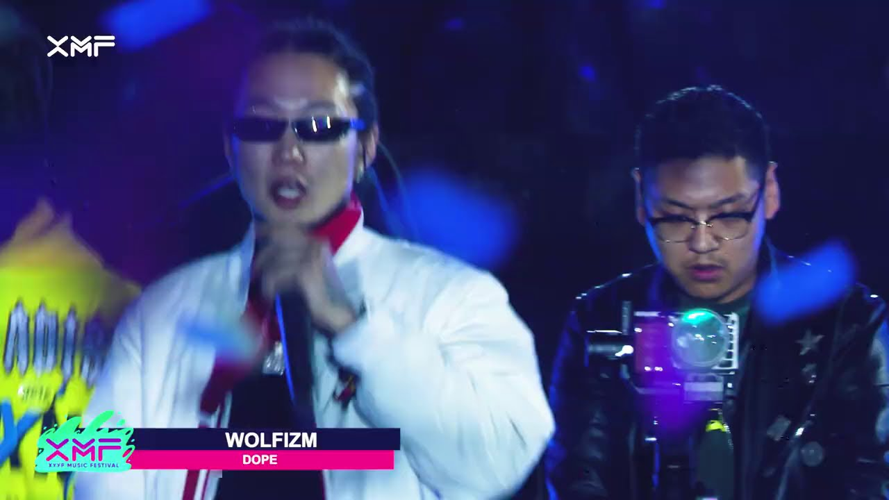 "XMF 2019 - ""DOPE"" (WOLFIZM)"