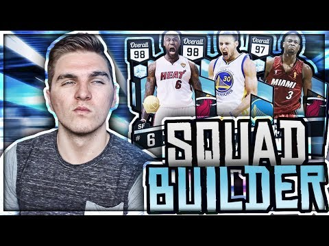 THE ALL MARRIED PLAYERS SQUAD BUILDER! (A JAY CANADA SPECIAL ANNOUNCEMENT)