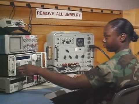 Army MOS 94L Avionlc Communications Equipment Repairer
