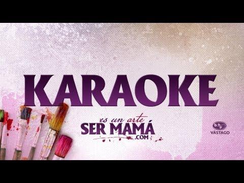 Es Un Arte Ser Mama — Vastago Epicentro [Video Karaoke]