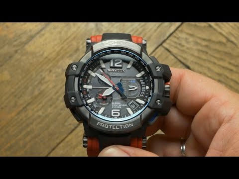 Best looking Gravitymaster review - GPW-1000 Rescue Red G-Shock