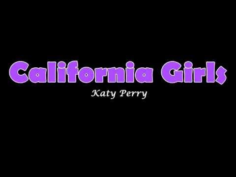 Katy Perry - California Girls ( Audio )