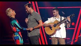"""Baixar António Zambujo e Aurea dançam """"Zorro""""   The Voice Portugal"""