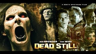 DEAD STILL (Syfy) Trailer starring Ben Browder & Ray Wise