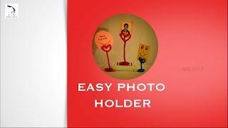 DIY : Photo Holder  | Children Art & Craft | Best Out Of Waste