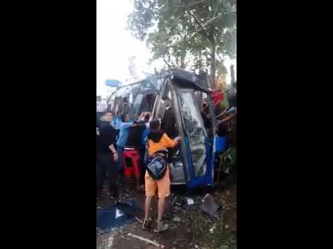 Tanay Bus Accident (Sampaloc Tanay Rizal) (Bestlink College Novaliches Students)