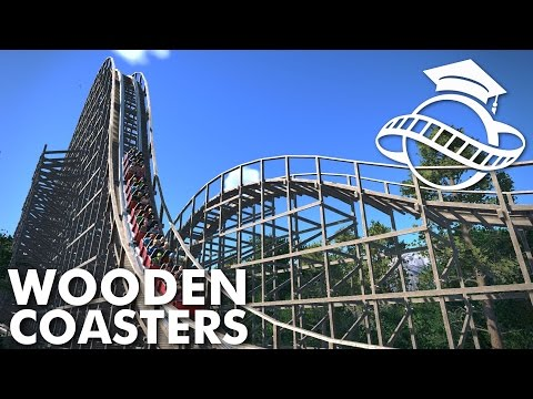Planet Coaster College - Wooden Coaster Tutorial