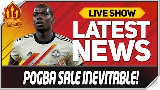 Solskjaer Must Let Pogba Go! Man Utd News Now