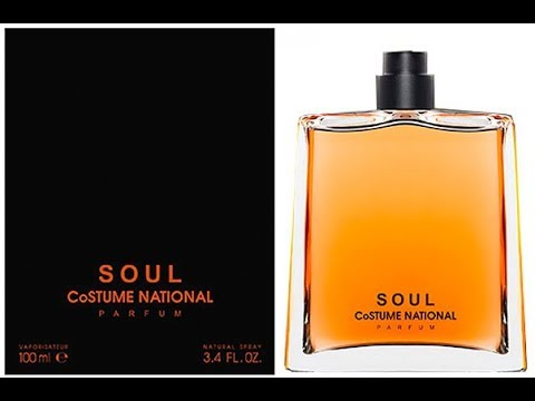 CoSTUME NATIONAL Soul Fragrance Review (2015)