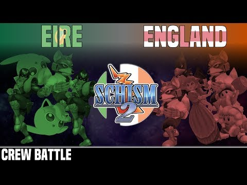 Schism 2 - Isle of Ireland vs England - CREW BATTLE