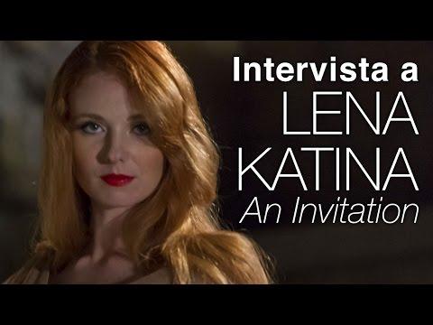 LENA KATINA interview