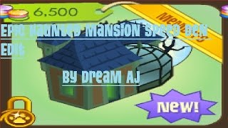 Animal Jam: Speed Den Edit - Epic Haunted Mansion