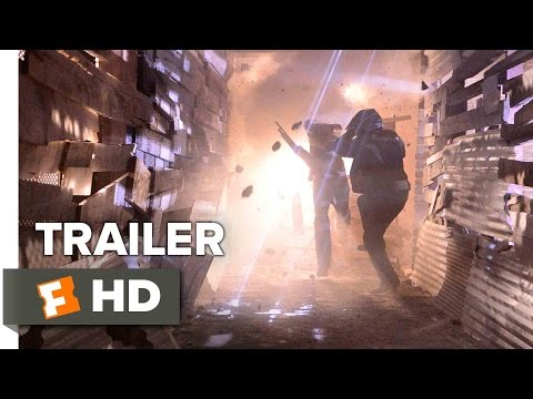 The Phoenix Incident Official Trailer 1 (2016) - Sci-Fi Thriller HD