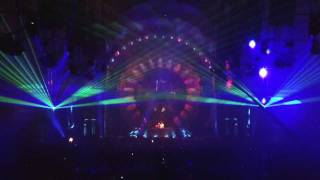 Qlimax 2011 live HD - intro Noisecontrollers Set1of4- part 13