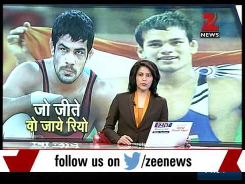 Ticket to Rio Olympic - Sushil Kumar vs Narsingh Yadav