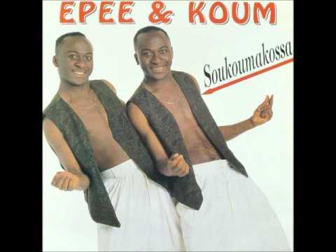 Epee & Koum - Soukoumakossa ft Ngouma Lokito! (90's Makossa!)