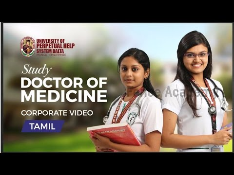 Doctor Of Medicine (≈MBBS) in Philippines - FAQ Tamil