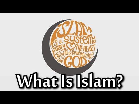 imam alghazali on what is islam?