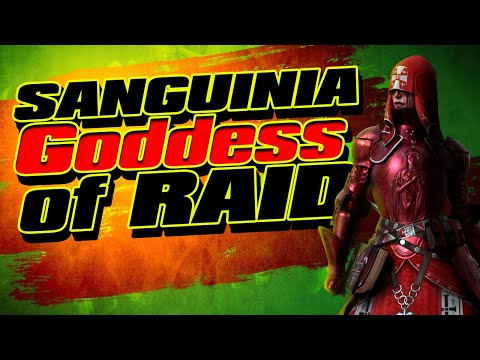 Champion Spotlight: Sanguinia I Raid Shadow Legends