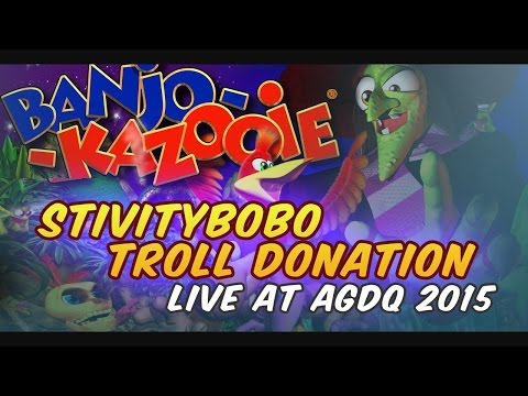 StivityBobo Donation From Sam SVG #AGDQ2015