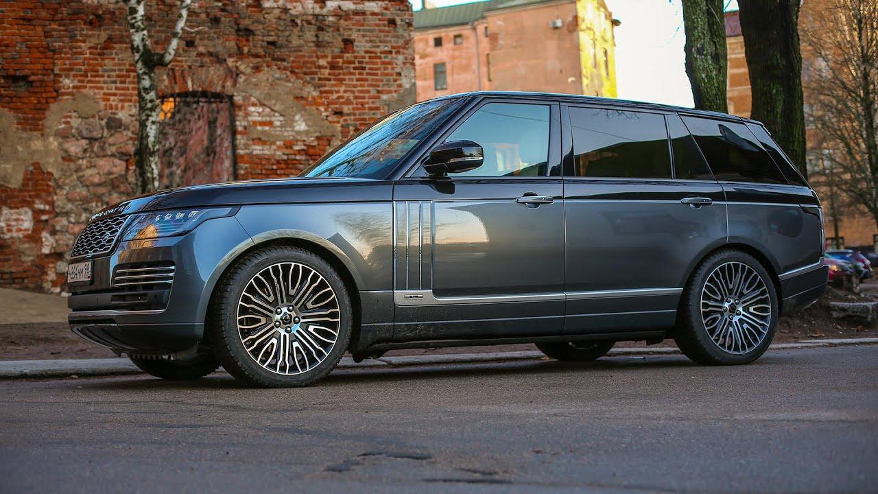 Идеальная внешка моего Range Rover