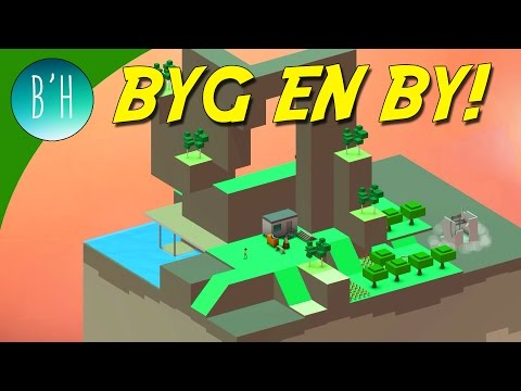 BYG EN BY! - Block'Hood Story Dansk Ep 1