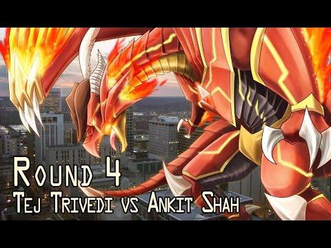 ARGCS Richmond 2015 Round 4 Tej Trivedi vs Ankit Shah